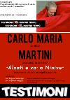 Carinal Carlo Maria Martini - Discorso alla Città - Locandina