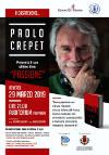 """Paolo Crepet presenta il suo ultimo libro """"Passione"""""""