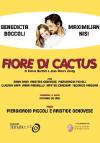 Fiore di cactus - poster