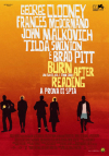 Burn after reading - Poster