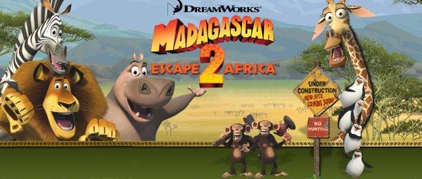 Buon Natale Madagascar.Madagascar 2 Via Dall Isola