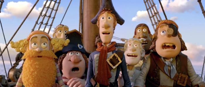 da briganti strapazzo pirati