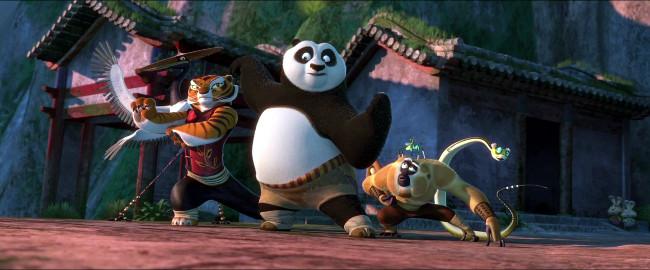 Kung fu panda auditorium di casatenovo