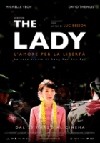 The lady - di Luc Besson - Locandina