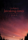 The Twilight Saga: Breaking Dawn - Parte 1 - Poster
