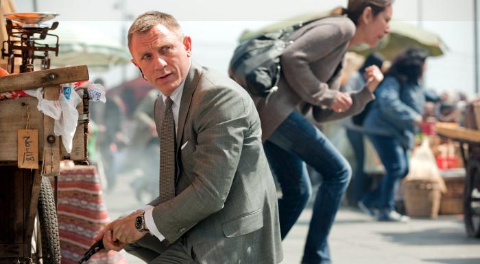 Risultati immagini per 007 skyfall film 2012
