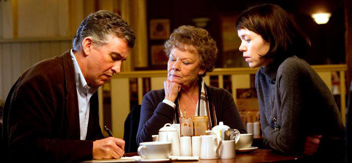 Philomena - Judi Dench, Steve Coogan e Charlie Murphy