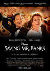 Saving Mr. Banks - Poster