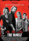 The Family - di Luc Besson - Poster