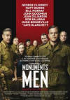 Monuments man - Poster