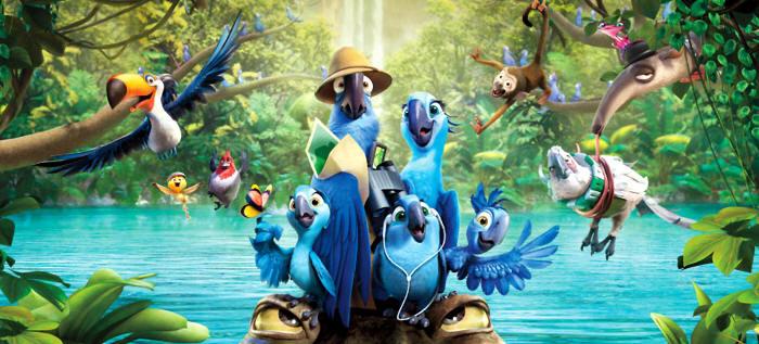Scopriamo insieme i personaggi di rio missione amazzonia al