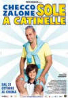 Sole a catinelle - Poster