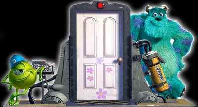 Monster inc una produzione disney e pixar