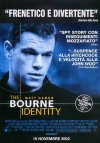 The Bourne identity - Poster